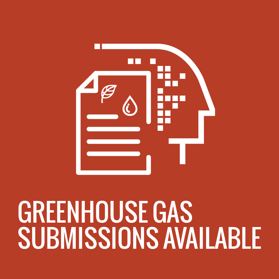Greenhouse gas emission consultation open